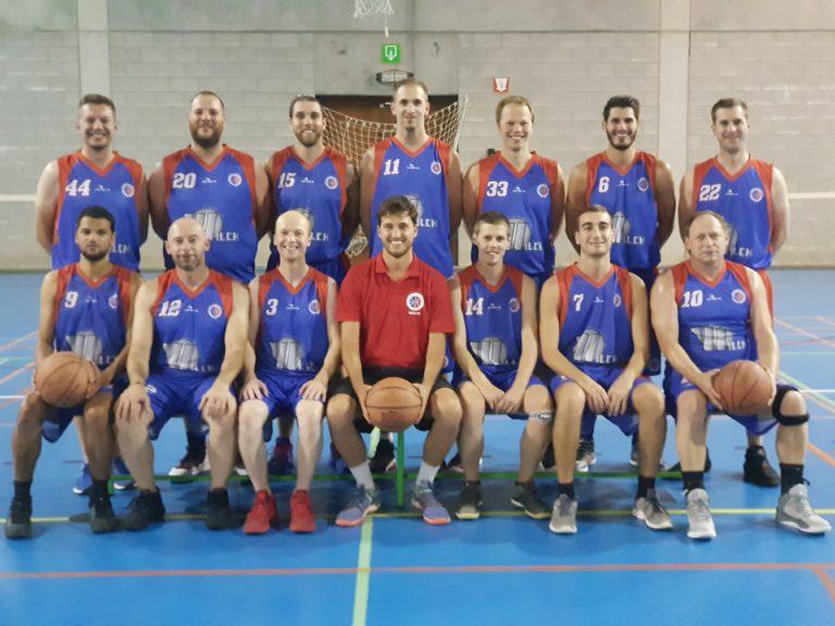 Equipe P2 2018-2019
